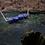 Thumbnail: Lapiz Lazuli Necklace - 925 Sterling Silver