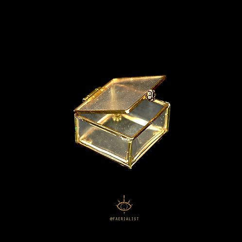 Jewellery Box - Square