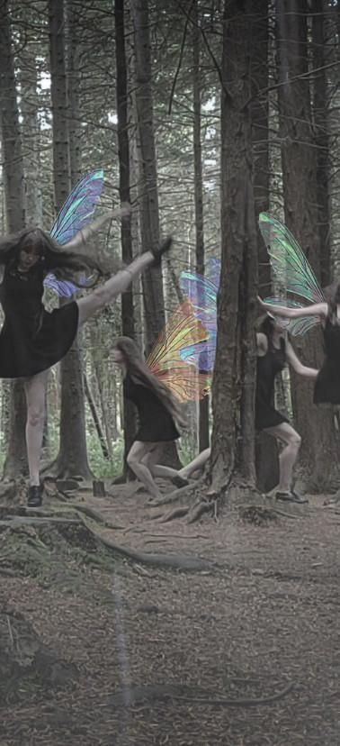 Fairy Rain Dance