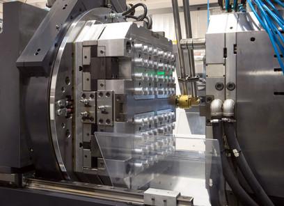 Injection Molding Machine Design