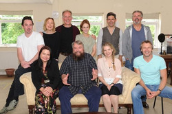 THE HOLLOW cast