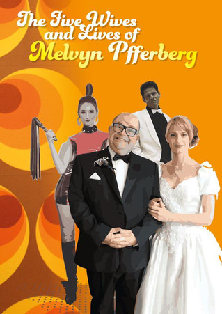 Shooting wrapped on Five Wives and Lives of Melvyn Pfferberg