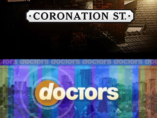 Coronation Street and Doctors!