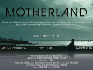 Motherland - Shooting wraps