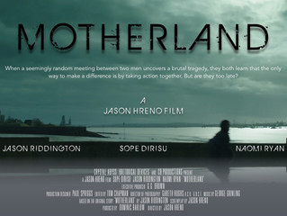 Motherland - Shooting wraps
