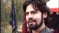 As Edmund in KING LEAR