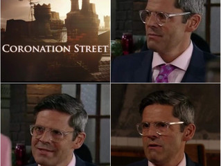 Coronation Street | Julian Cooper Tonight!