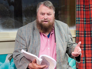 Brian Blessed's Birthday and OBE celebration
