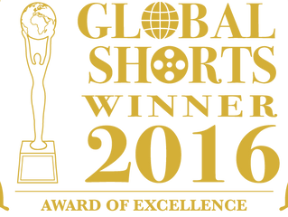 Motherland wins Award of Excellence at the Global Shorts Film Competition