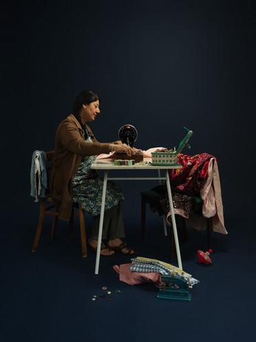 The Garment Worker
