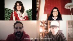 reunião ZOMM sobre festivais e cinema