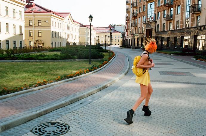 Ксения Говорухина для Meow Magazine