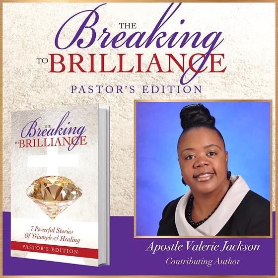 Apostle Valerie Jackson