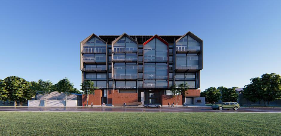 CaSE Building