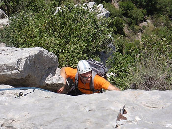 escalade Axat/canyoning-pyrenees-orientales