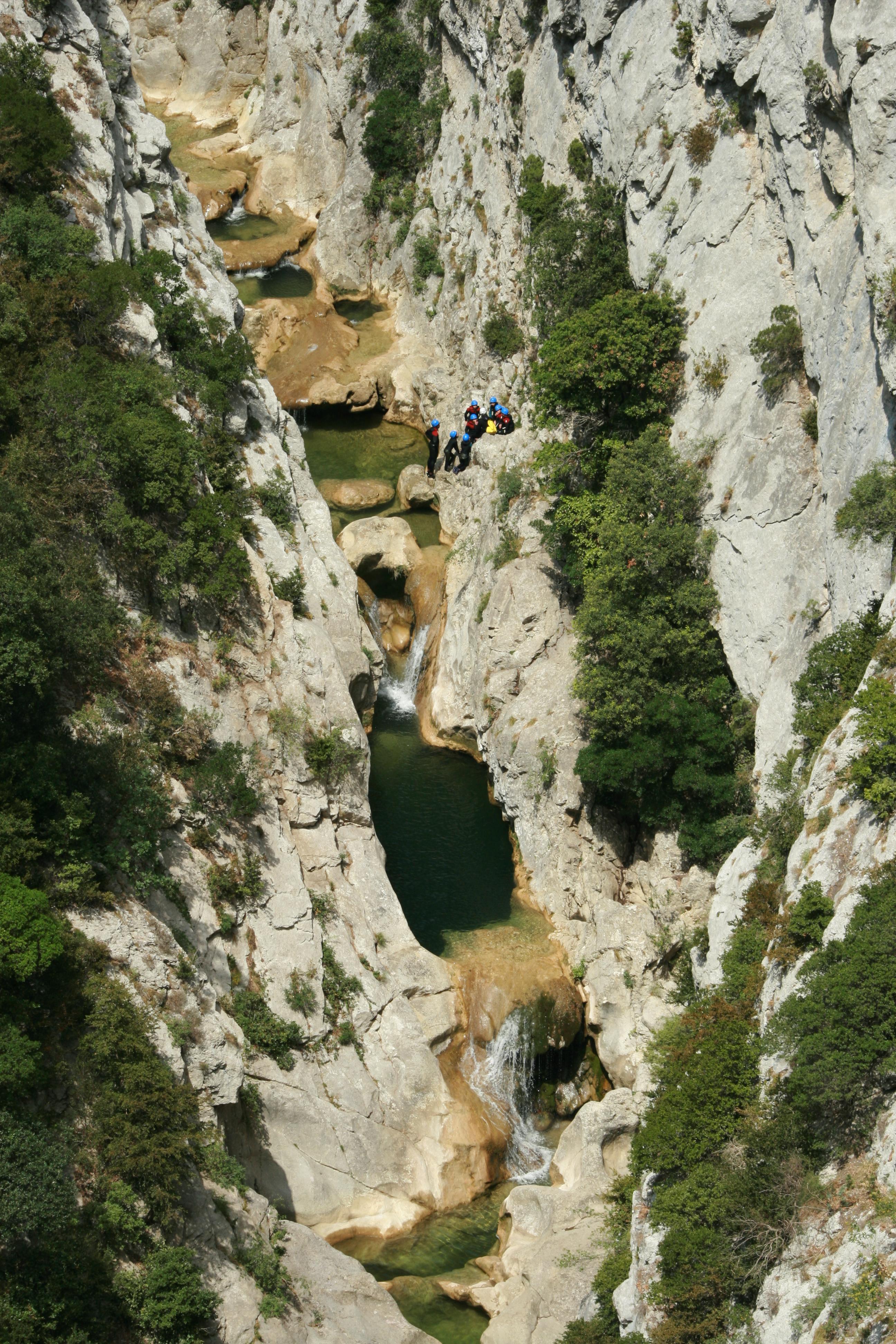 Canyoning Gorge de Galamus