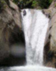 toboggan du llech/canyoning-pyrenees-orientales
