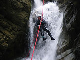 canyoning thues eaux chaudes