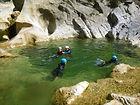 gorges de galamus/canyoning-pyrenees-orientales