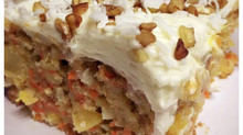 Deluxe Carrot Cake Supreme