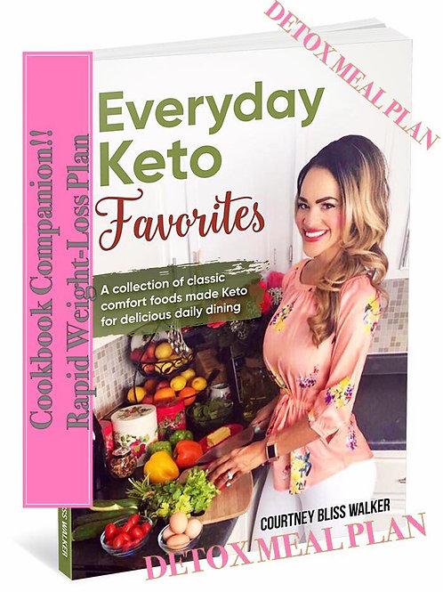 Everyday Favorite e-Cookbook Detox Meal Plan