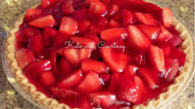 Court's Skinny Strawberry Pie©