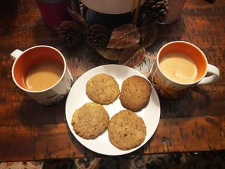 Court's Pecan Sandy Cookies