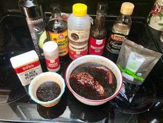{BLISSful Recipe} Courtney's Fooled Ya' Steakhouse Steak Marinade & Dipping Sauce