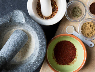 {BLISSful Recipe} Courtney's Homemade Taco Seasoning