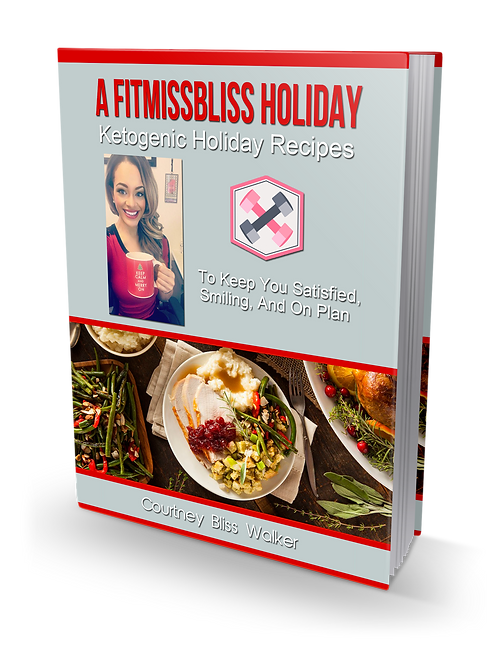 A FitMissBliss Holiday Cookbook