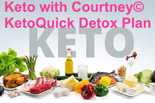 KetoQuick Ketogenic Kickstart Plan-3 Day Detox