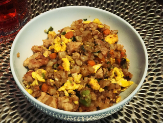Quick & Easy One Skillet (Cauli) Fried Rice