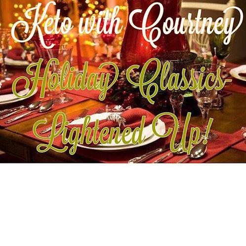 KWC© Holiday Classics-Lightened Up e-Cookbook