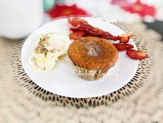 """""""Bran"""" Breakfast Muffins"""