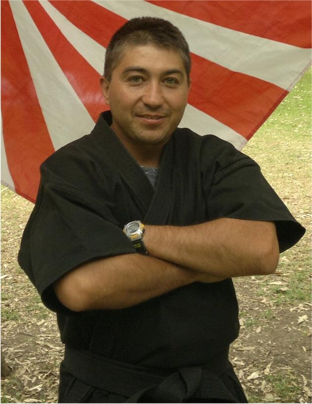 SENSEI GERARDO GUDIÑO