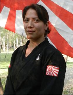 SENSEI ANNY HERNÁNDEZ