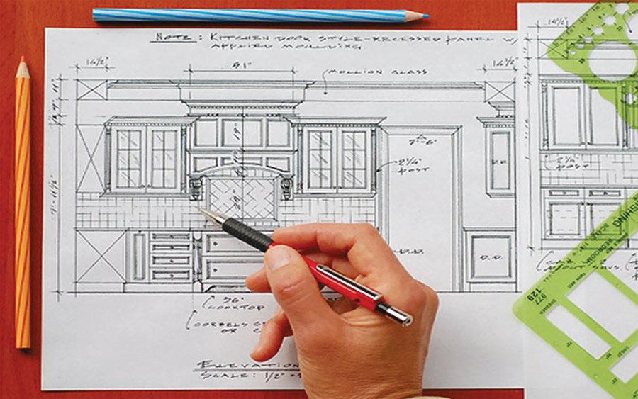 Дизайн корпусной мебели