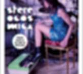 Stereocosmica Ivana Gatti, Zoo di Berlino, booklet, stereoscopia, 3d, musica indie