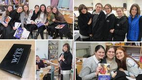 Rebbetzin Rosenbaum & Dr. Klein's Israel Trip!