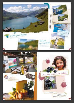 Brochure Arêches été