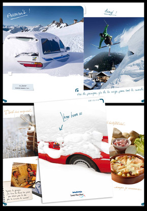 Brochure areches hiver