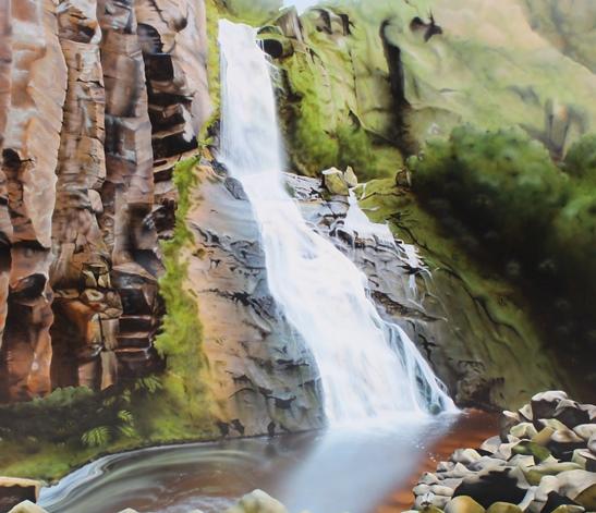 AH Reed Falls