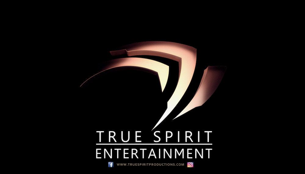 LOGO BEDRIJF TRUE SPIRIT ENTERTAINMENT -
