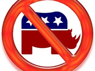 """The Elephant in the Room Sure Looks Like A """"RINO"""""""