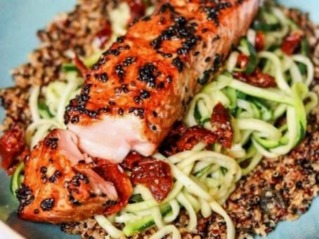 EmbraceU: Eat Yourself Lean Recipes!