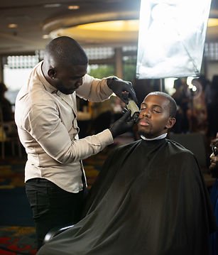 Barber Glam Hub