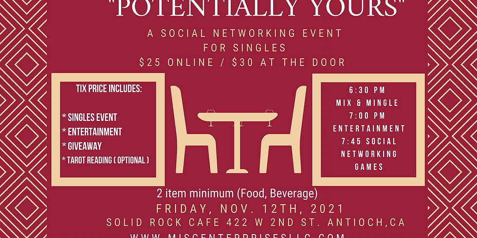Potentially Yours