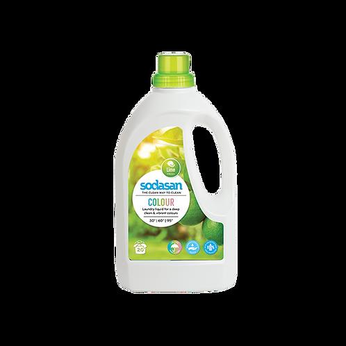 Sodasan - Fresh & Bright Lime Laundry Detergent - 1.5L
