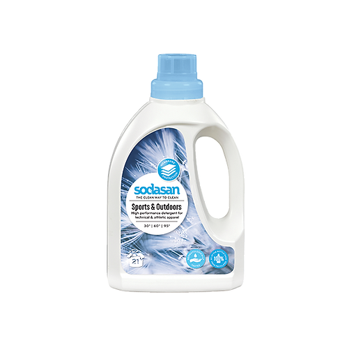 Sodasan - Sports & Outdoors Laundry Detergent - 750ml