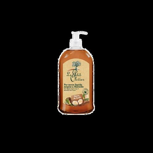 Le Petit Olivier - Pure liquid surgras soap of Marseille Shea butter - 750 ml